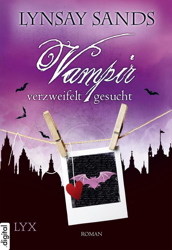 Vampir verzweifelt gesucht als eBook