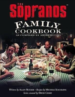 The Sopranos Family Cookbook als Buch