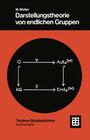 Darstellungstheorie von endlichen Gruppen