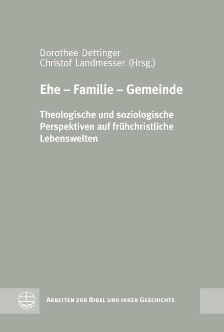 Ehe - Familie - Gemeinde als Buch