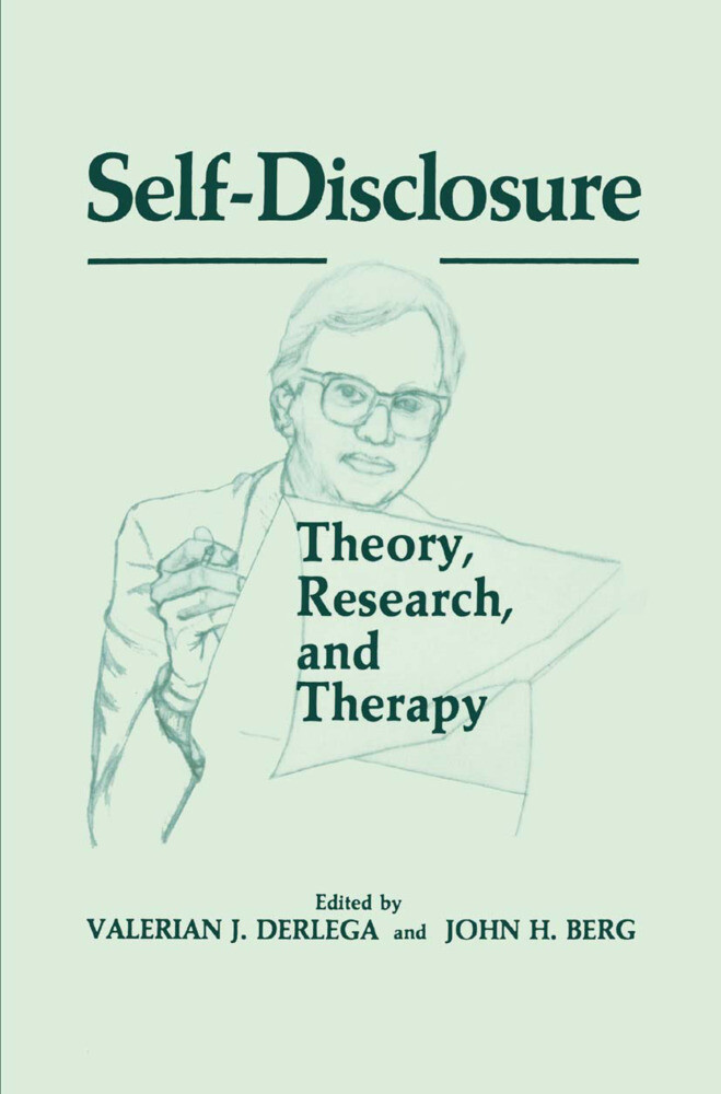 Self-Disclosure als Buch