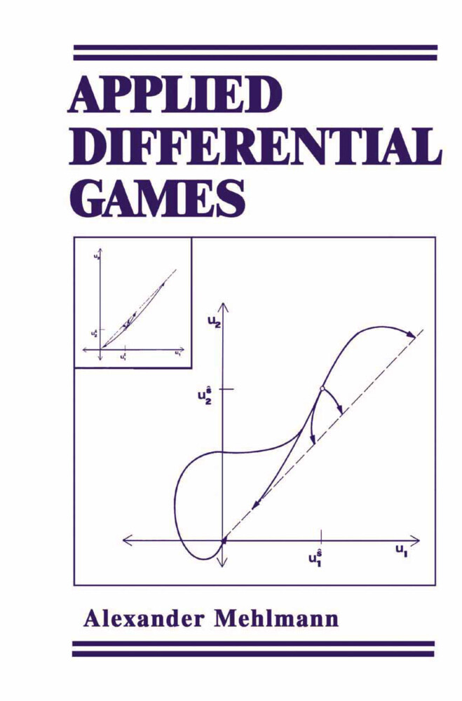 Applied Differential Games als Buch