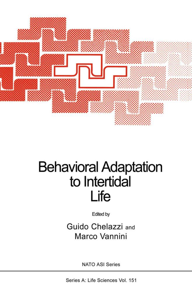 Behavioral Adaptation to Intertidal Life als Buch
