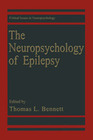 The Neuropsychology of Epilepsy