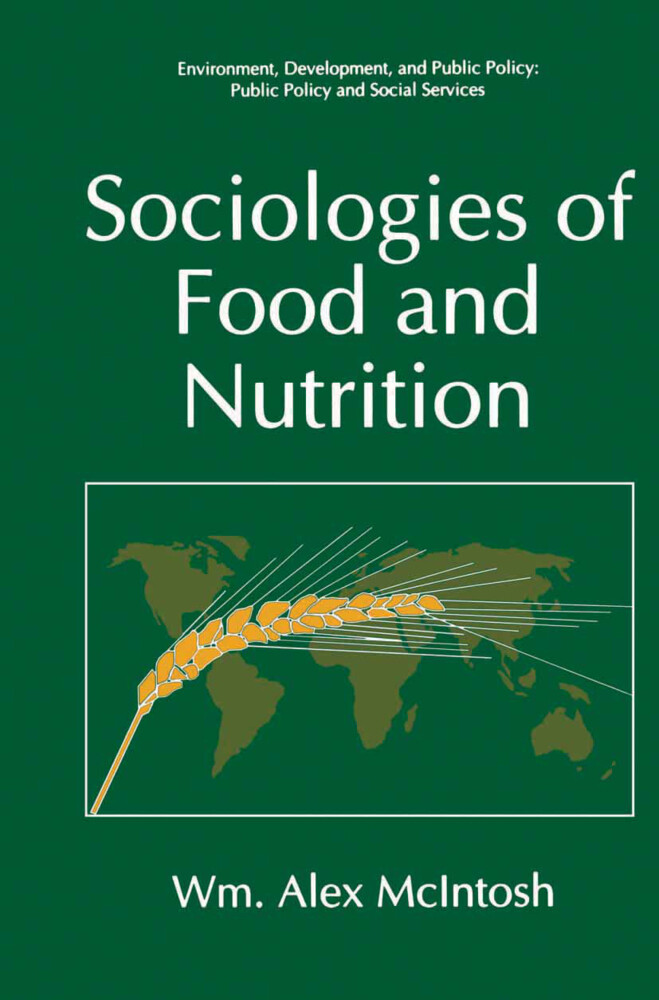 Sociologies of Food and Nutrition als Buch