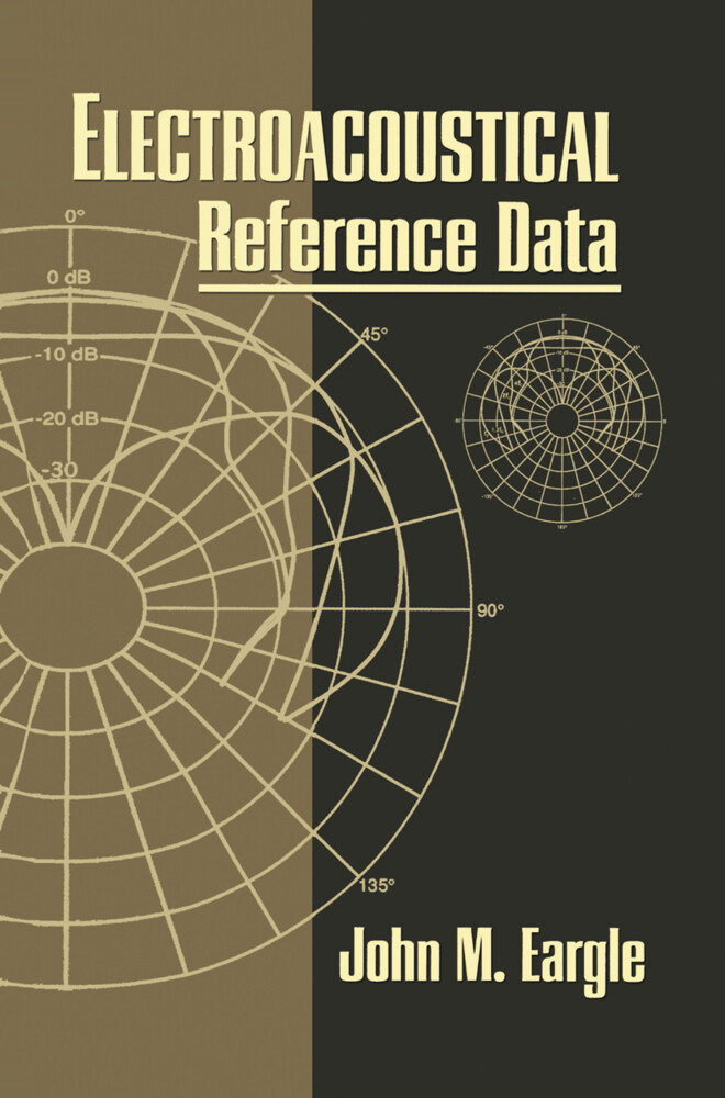 Electroacoustical Reference Data als Buch