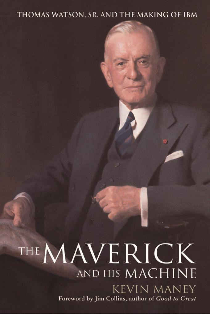 The Maverick and His Machine als Buch