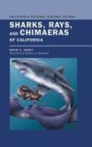 Sharks, Rays, and Chimaeras of California als Taschenbuch