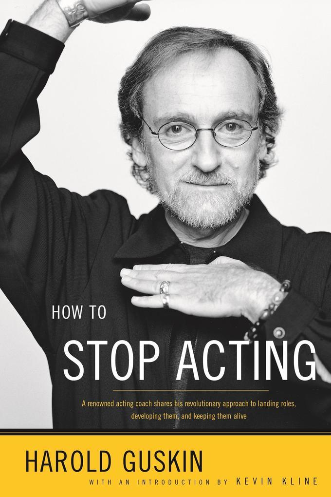 How to Stop Acting als Taschenbuch
