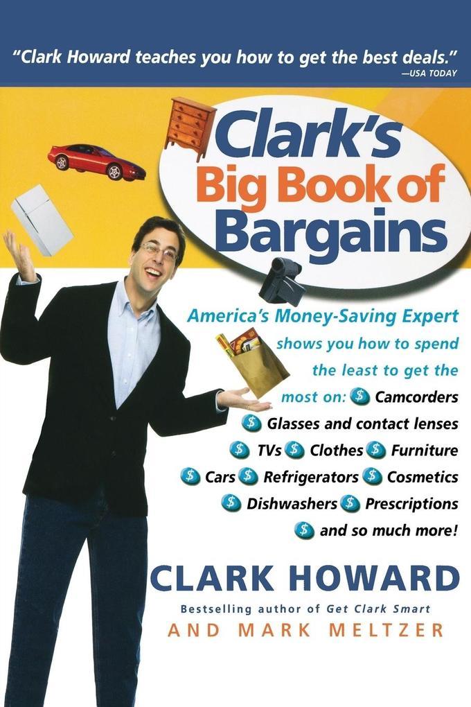 Clark's Big Book of Bargains als Taschenbuch