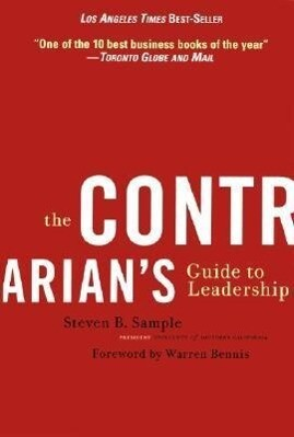 Contrarian's Guide to Leadership als Buch
