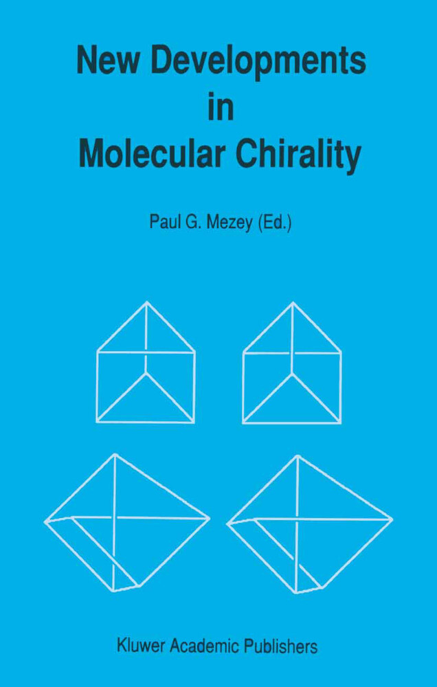 New Developments in Molecular Chirality als Buch