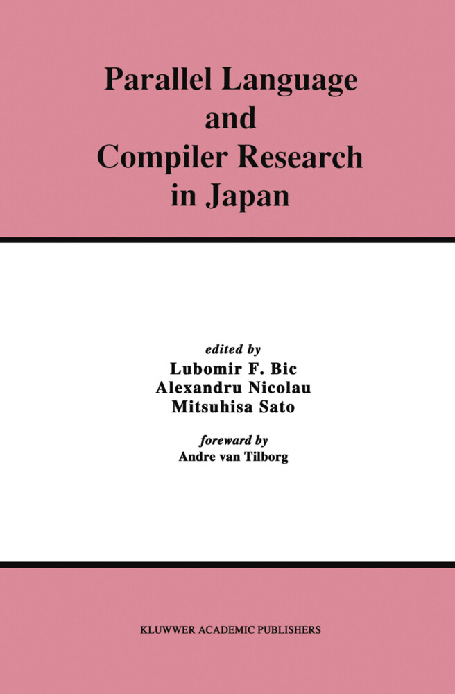 Parallel Language and Compiler Research in Japan als Buch