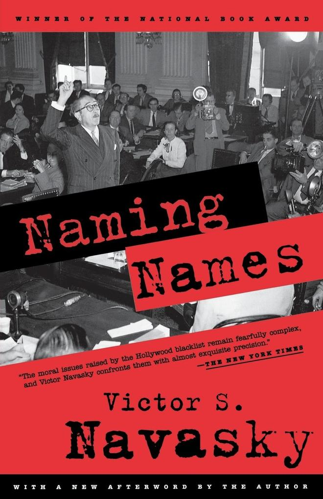 Naming Names: With a New Afterword by the Author als Taschenbuch