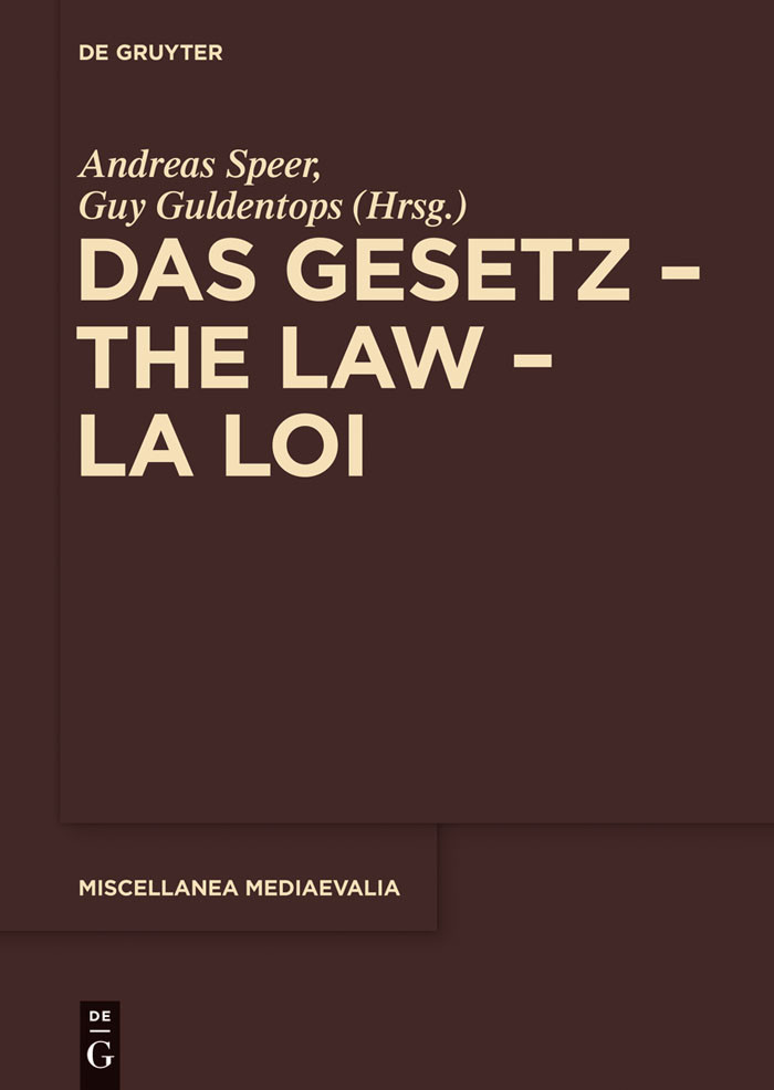 Das Gesetz - The Law - La Loi als eBook