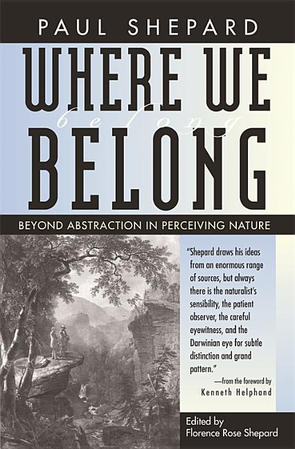 Where We Belong: Beyond Abstraction in Perceiving Nature als Buch