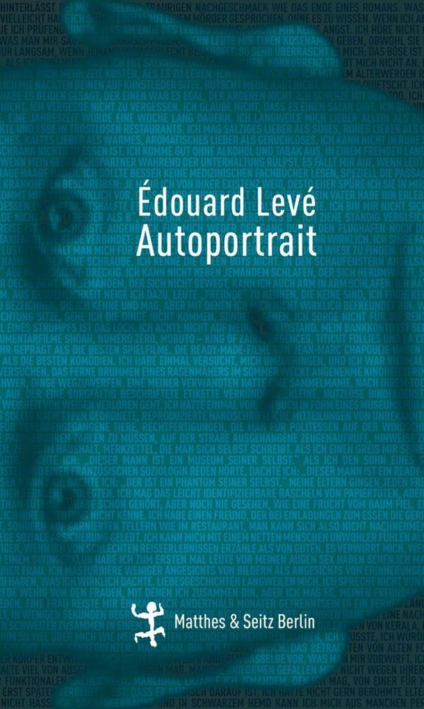 Autoportrait als eBook