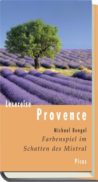 Lesereise Provence als Buch