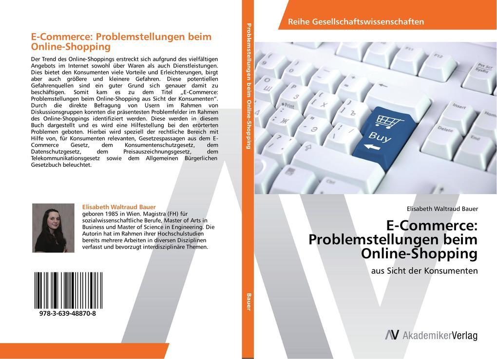 E-Commerce: Problemstellungen beim Online-Shopp...