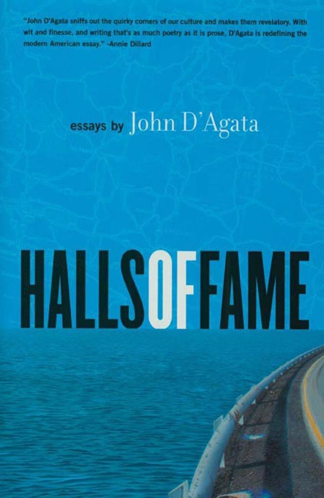 Halls of Fame als Taschenbuch