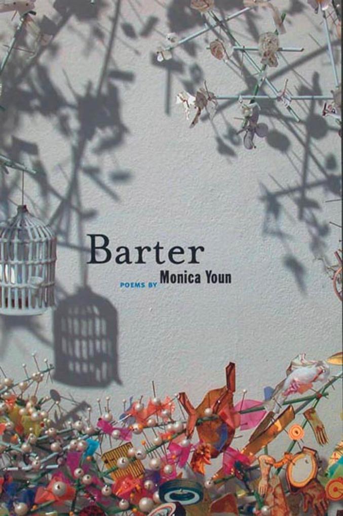 Barter: Poems als Taschenbuch