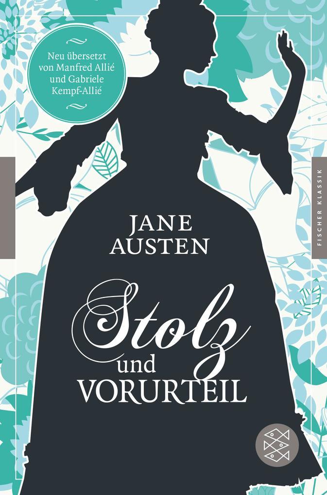 Stolz und Vorurteil als Taschenbuch von Jane Austen, Felicitas von Lovenberg