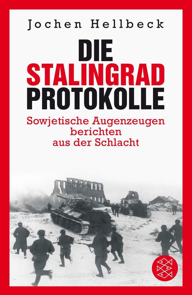 Die Stalingrad-Protokolle als Taschenbuch