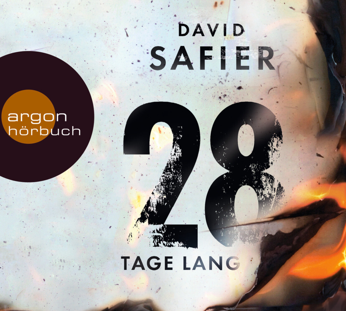 28 Tage lang als Hörbuch