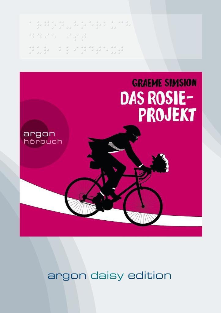 Das Rosie-Projekt (DAISY Edition) als Hörbuch