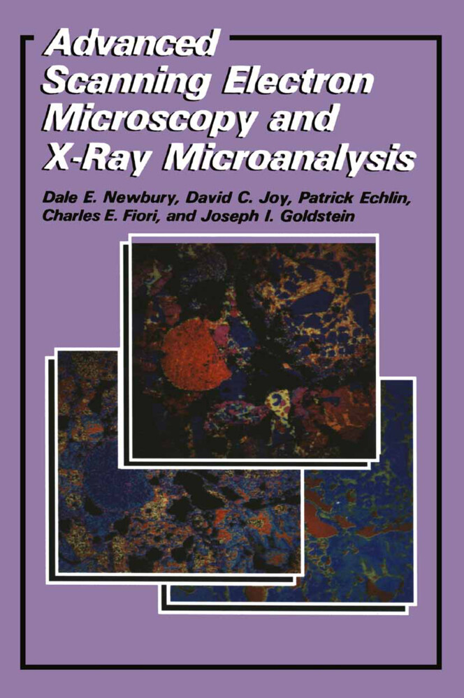 Advanced Scanning Electron Microscopy and X-Ray Microanalysis als Buch (kartoniert)
