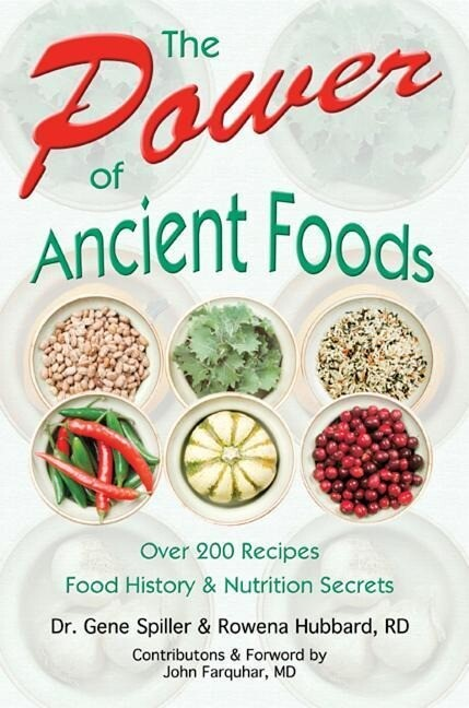 The Power of Ancient Foods als Taschenbuch