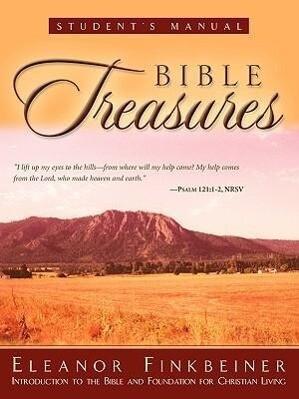 Bible Treasures Student's Manual als Taschenbuch