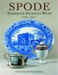 Spode Transfer Printed Ware 1784-1833 als Buch