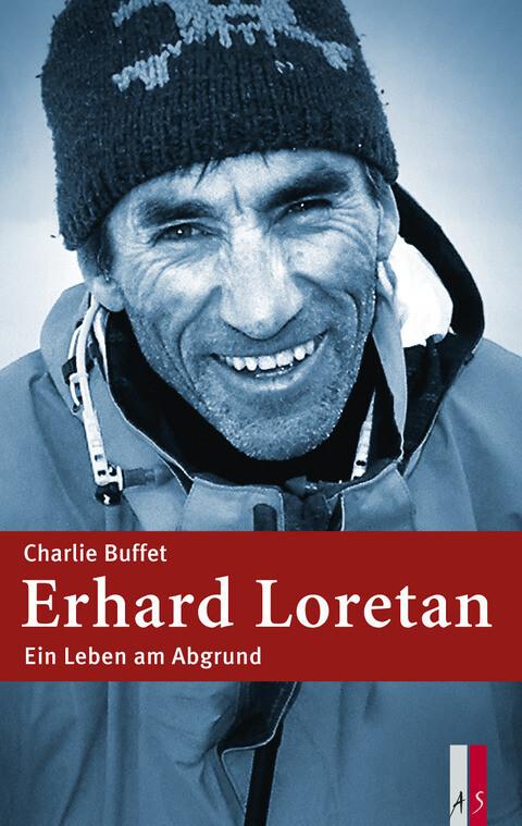 Erhard Loretan als Buch von Charlie Buffet