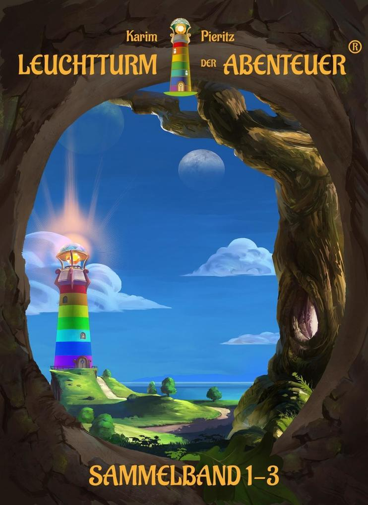 Leuchtturm der Abenteuer 1-3 (Hardcover-Sammelband) als Buch