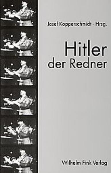 Hitler der Redner als Buch
