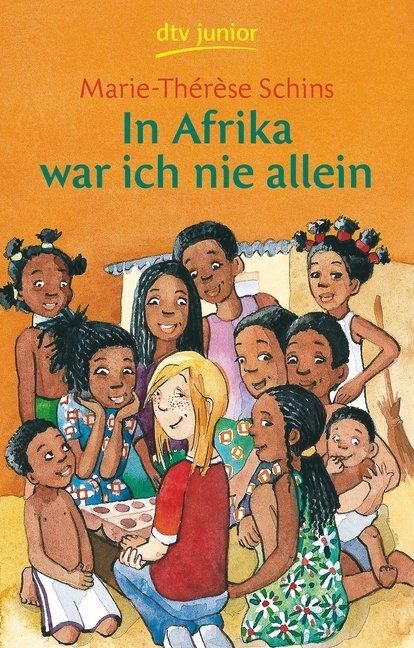 In Afrika war ich nie allein als Taschenbuch