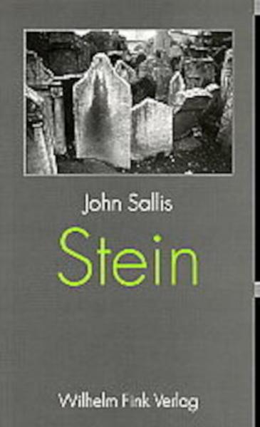 Stein als Buch