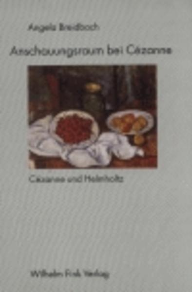 Anschauungsraum bei Cèzanne als Buch