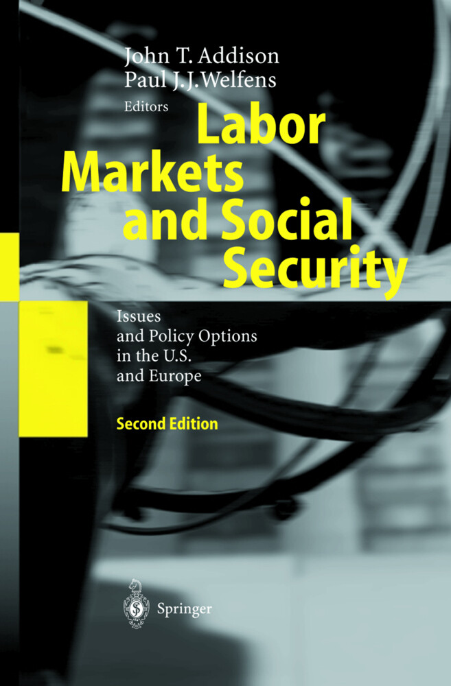 Labor Markets and Social Security als Buch