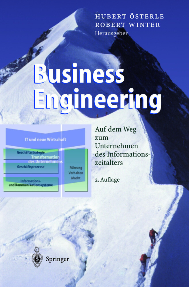 Business Engineering als Buch