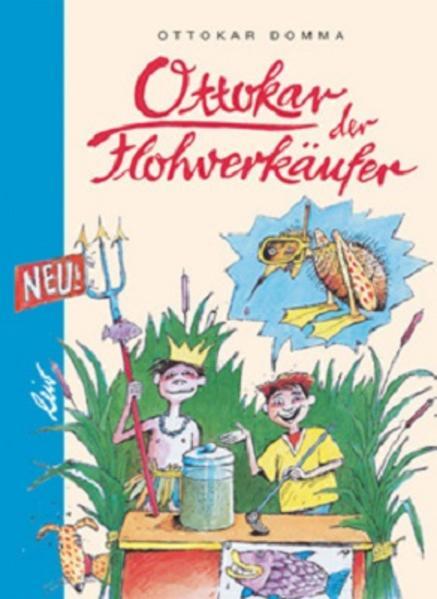 Ottokar der Flohverkäufer als Buch