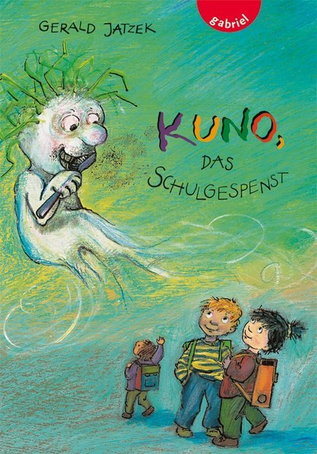 Kuno, das Schulgespenst als Buch
