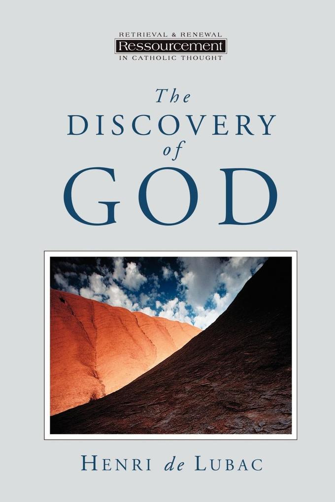 The Discovery of God als Taschenbuch