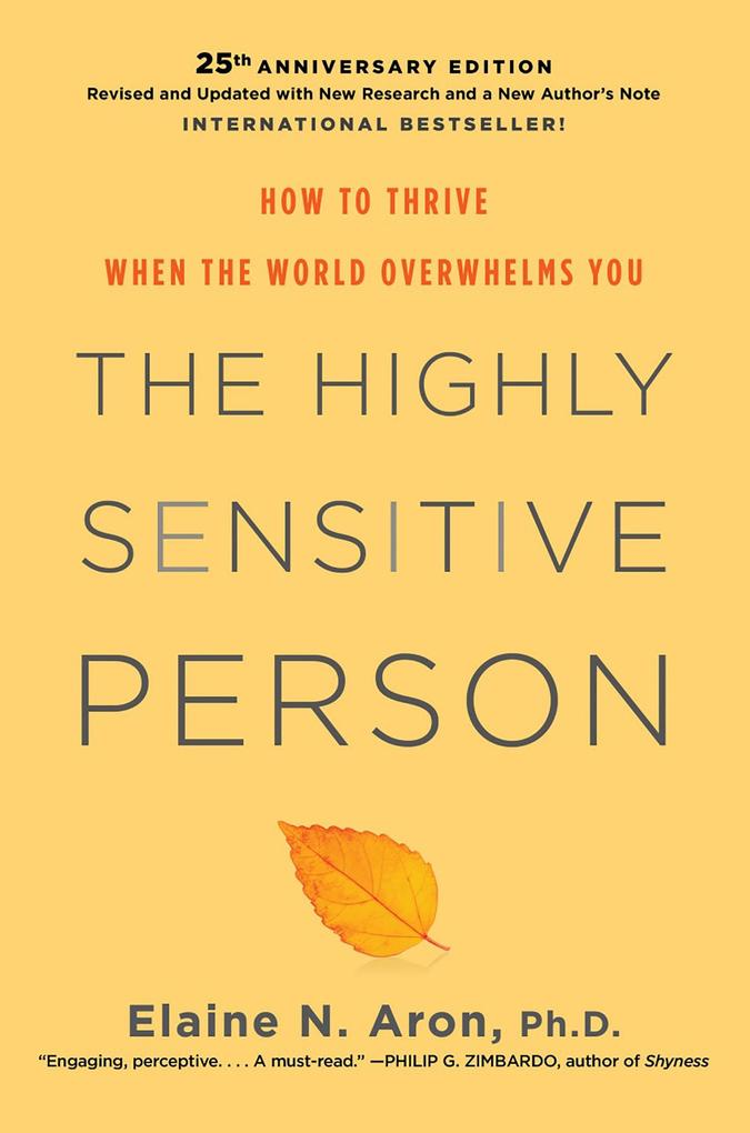 The Highly Sensitive Person als eBook