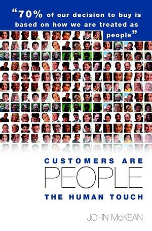 Customers Are People ... the Human Touch als Buch