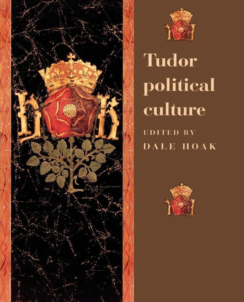 Tudor Political Culture als Buch