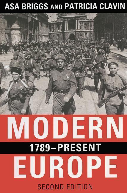 Modern Europe, 1789-Present als Buch