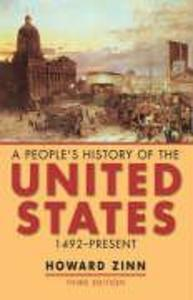 A People's History of the United States als Buch