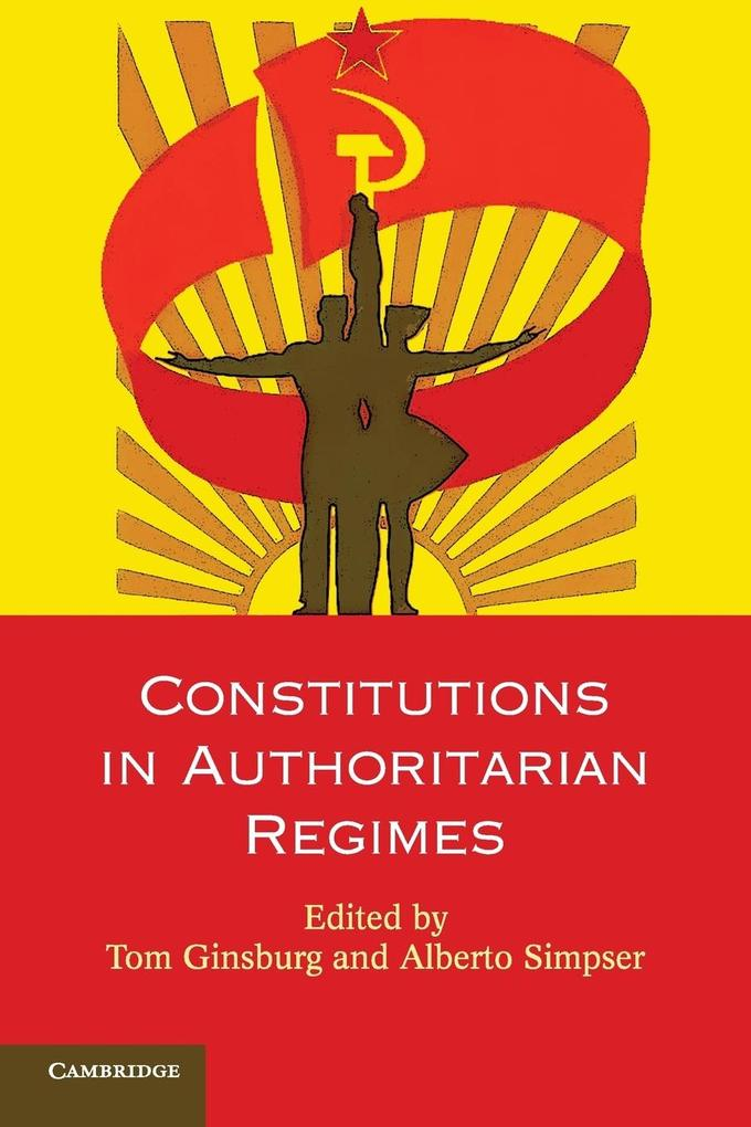 Constitutions in Authoritarian Regimes als Buch (kartoniert)